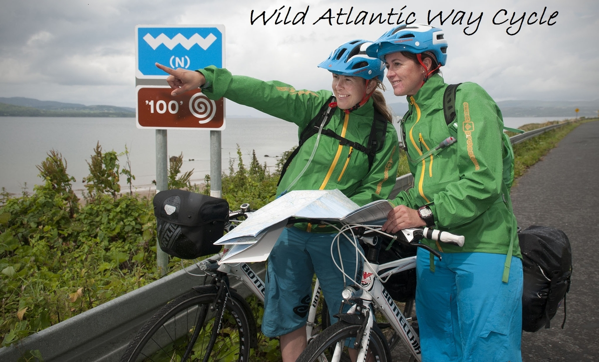 cycling the wild atlantci way