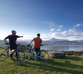 burren connemara bike tour