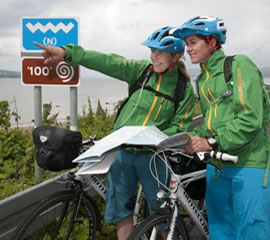 wild atlantic way bike tour