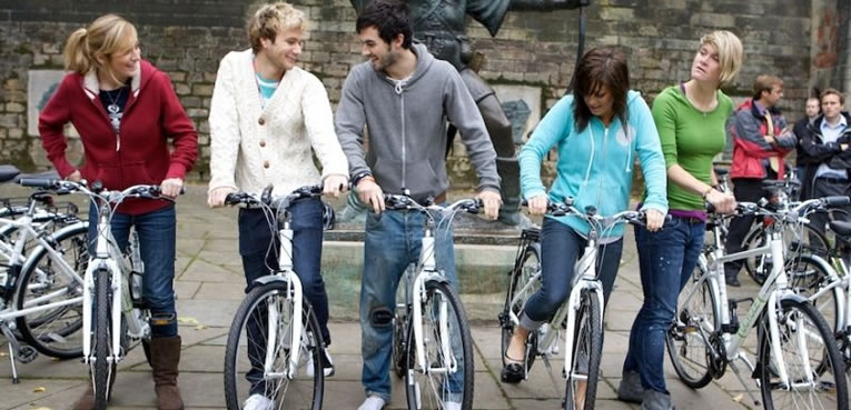 student bike hire main